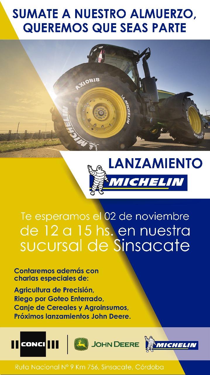 Conci-Michelin Sinsacate Lzto flyer