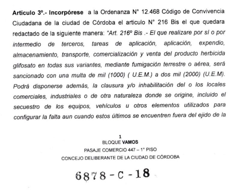 Mendez-Glifo Proy de Ordenanza 2